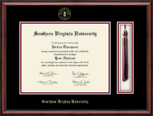 Southern Virginia University Diploma Frame - Tassel Edition Diploma Frame in Southport