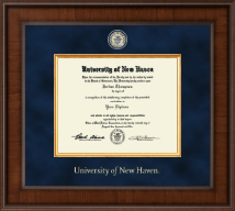 University of New Haven Diploma Frame - Presidential Masterpiece Diploma Frame in Madison