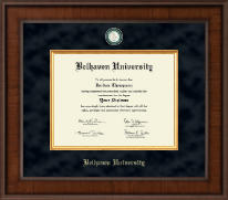 Belhaven University Diploma Frame - Presidential Masterpiece Diploma Frame in Madison