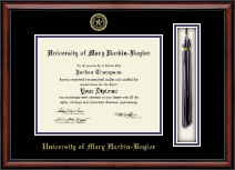 University of Mary Hardin Baylor Diploma Frame - Tassel Edition Diploma Frame in Southport