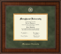 Mercyhurst University  Diploma Frame - Presidential Masterpiece Diploma Frame in Madison
