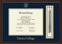 Trinity College Diploma Frame - Tassel Edition Diploma Frame in Delta