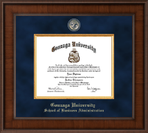 Gonzaga University Diploma Frame - Presidential Masterpiece Diploma Frame in Madison