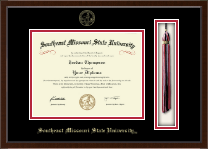 Southeast Missouri State University Diploma Frame - Tassel Edition Diploma Frame in Delta