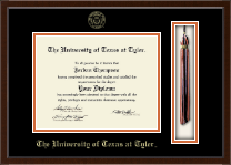 The University of Texas at Tyler Diploma Frame - Tassel Edition Diploma Frame in Delta