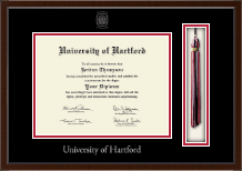 University of Hartford Diploma Frame - Tassel Edition Diploma Frame in Delta