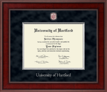 University of Hartford Diploma Frame - Presidential Masterpiece Diploma Frame in Jefferson
