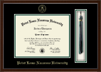 Point Loma Nazarene University Diploma Frame - Tassel Edition Diploma Frame in Delta