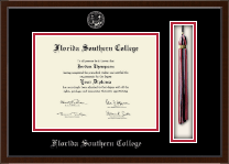 Florida Southern College Diploma Frame - Tassel Edition Diploma Frame in Delta