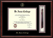 DeAnza College Diploma Frame - Tassel Edition Diploma Frame in Southport