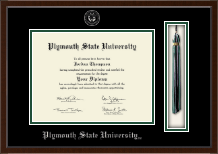 Plymouth State University Diploma Frame - Tassel Edition Diploma Frame in Delta