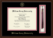 William Carey University Diploma Frame - Tassel Edition Diploma Frame in Delta