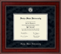 Idaho State University Diploma Frame - Presidential Masterpiece Diploma Frame in Jefferson