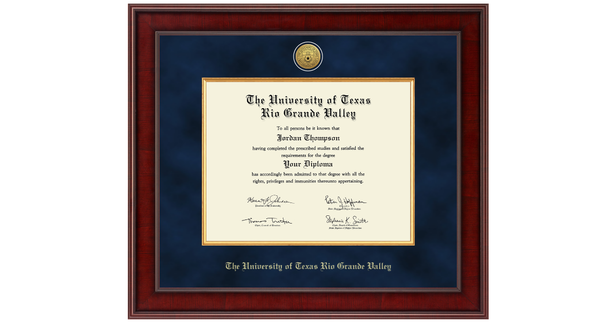 The University Of Texas Rio Grande Valley Presidential